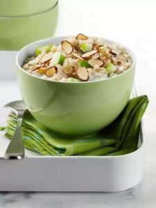 low carb meal plan - oats