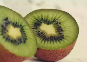 kiwi green food