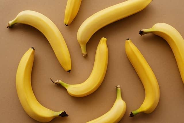 banana vitamin B complex sources